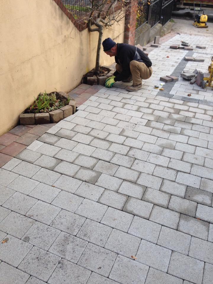 brick driveways dublin