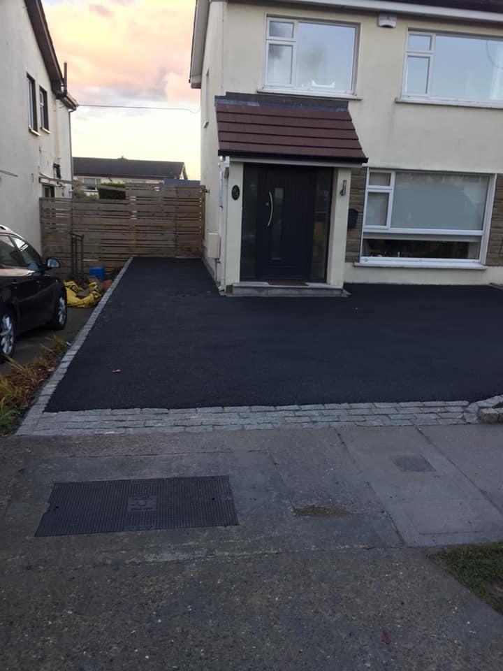driveway paving contractor dublin