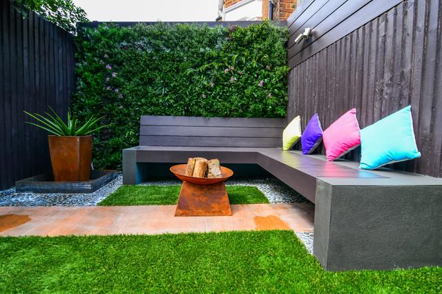 back garden design ideas